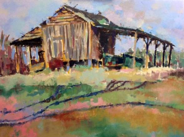 Roger's Road Barn