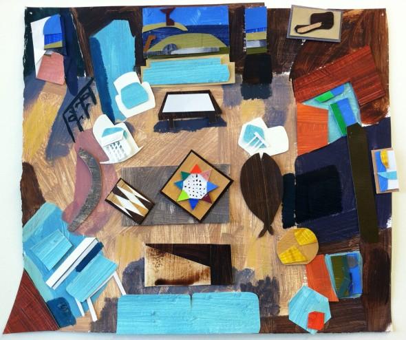 Salter's Living Room