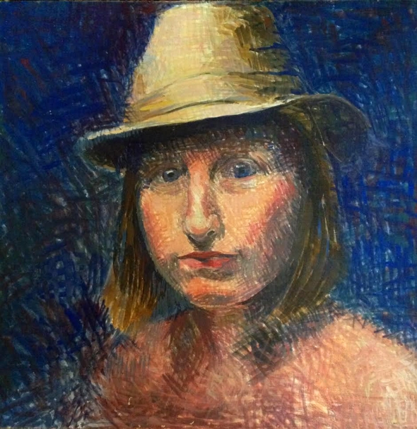 self-portrait-tempera